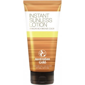 Лосьон-автозагар Australian Gold Instant Sunless Lotion, 177 мл