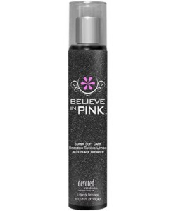 Devoted Believe In Pink Black Bronzer