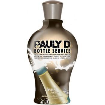 Крем для загара в солярии Devoted Pauly D Bottle Service, 360 мл