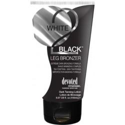 Devoted White 2 Black Leg Bronzer, 150 мл