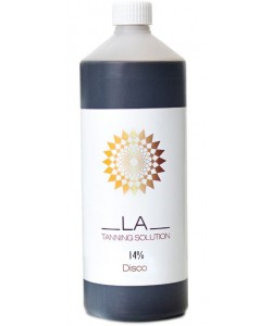 Лосьон La Tan Disco 14% (1000 мл)