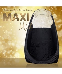 Тент-палатка черная для моментального загара Maxi Mist