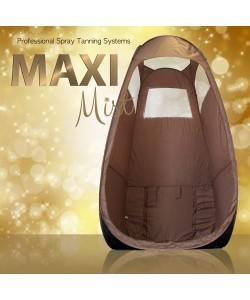 Тент-палатка коричневая для моментального загара Maxi Mist