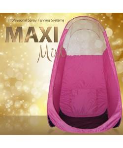 Тент-палатка розовая для моментального загара Maxi Mist